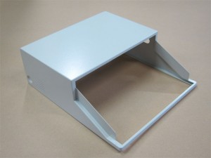 半導体製造装置用フロントカバー