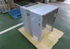 分析試験機装置カバーフレーム