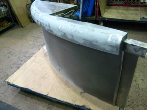 小型工作機械用 R型カバー