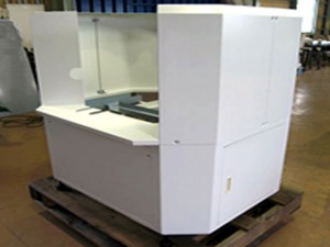分析機器カバー・フレーム