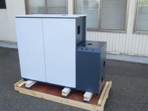 分析機器カバー フレーム