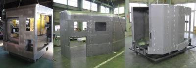 産業用機械・装置カバー設計に役立つ 板金加工の基礎知識