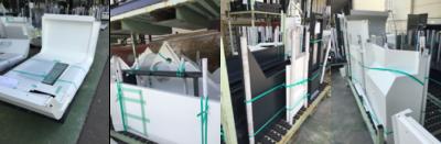 粉体塗装にも対応可!工作機械カバーの製造に一貫対応